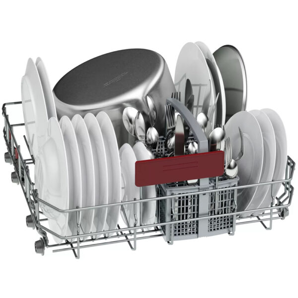 Neff Integrated Dishwasher bottom basket