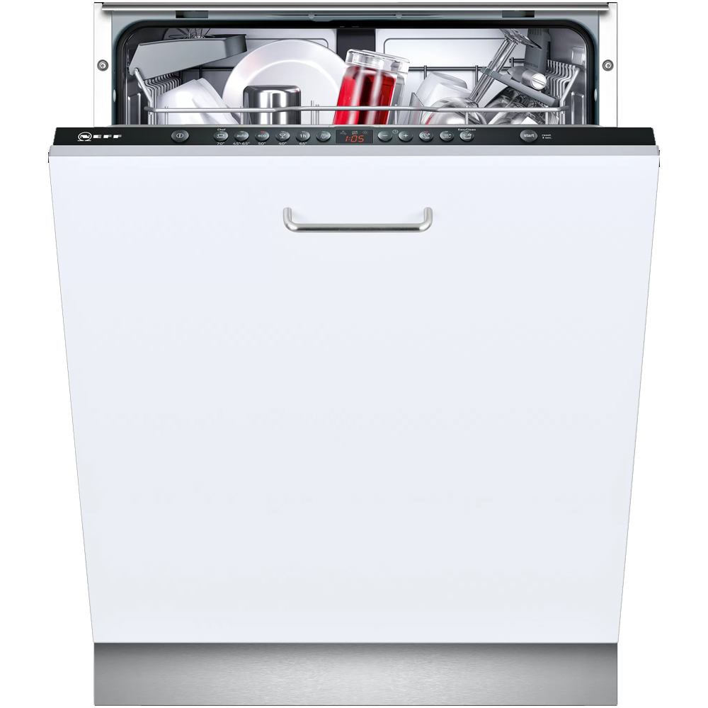 NEFF Integrated Dishwasher - 12 Place Settings