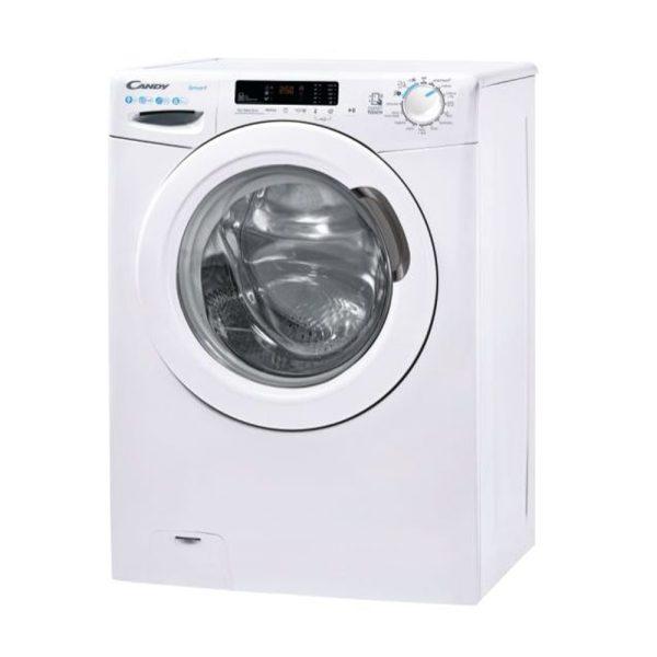 Hoover Washing Machine 9kg angled view