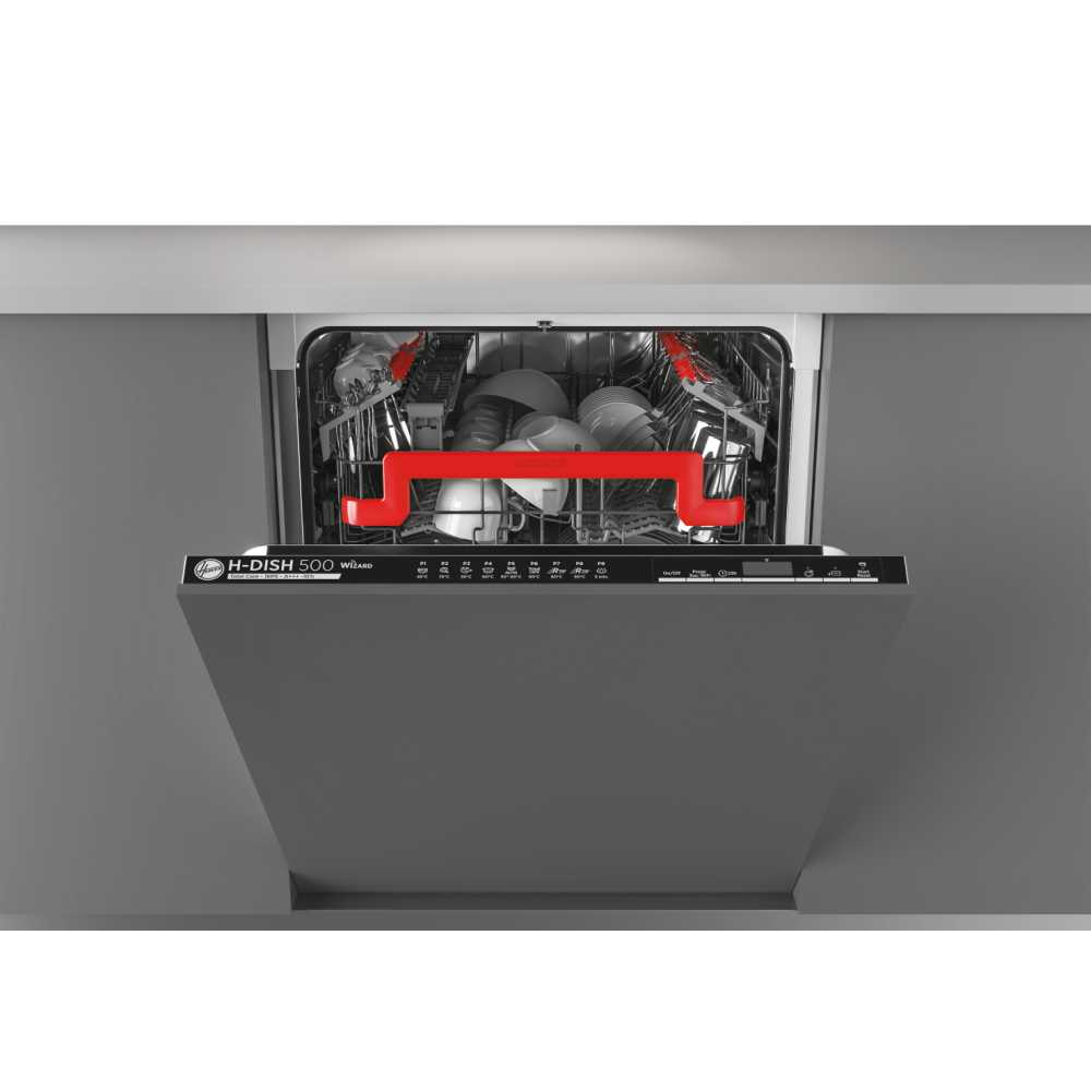 Hoover Integrated Dishwasher -16 Place Settings