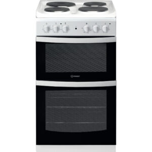 Indesit Cooker Twin Cavity