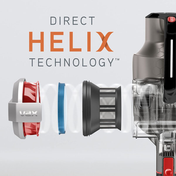 Vax Blade Cordless Vacuum Cleaner Helix Technology