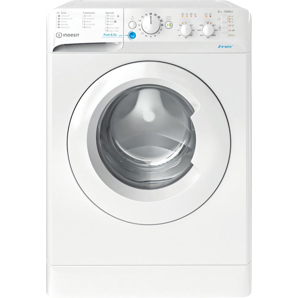 Indesit Washing Machine 6kg/1200rpm