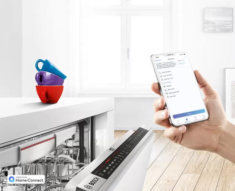 Bosch Dishwasher Mobile App
