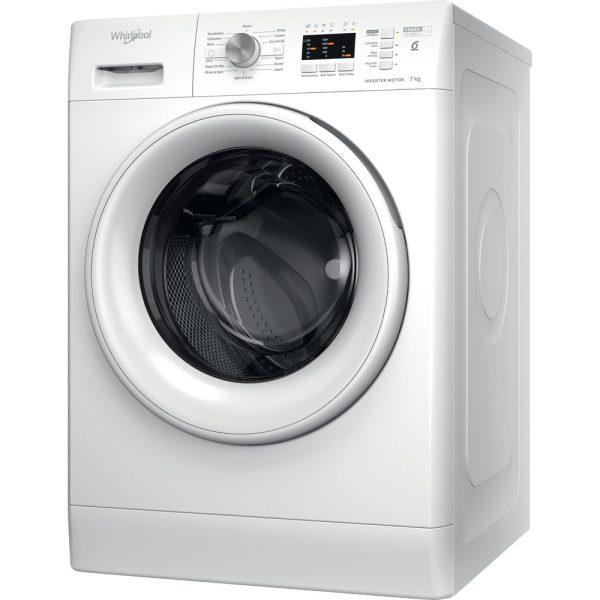 Whirlpool Washing Machine angled