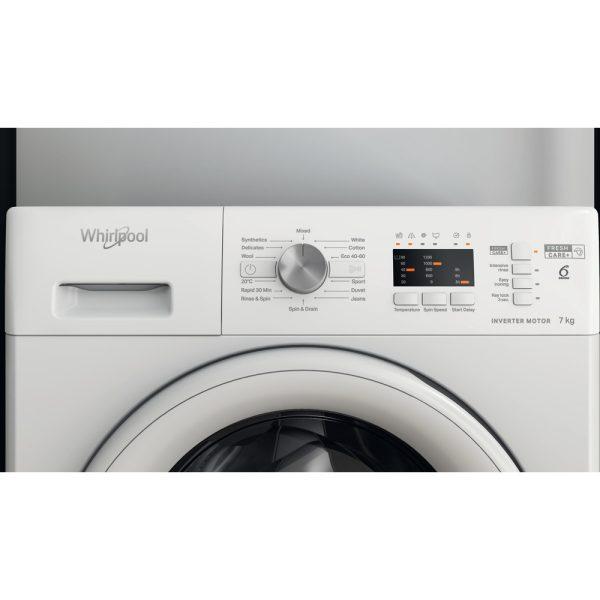 Whirlpool Washing Machine display