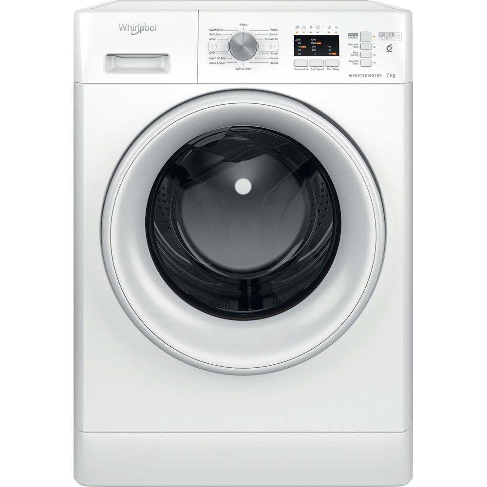 Whirlpool Washing Machine 7kg - 1200rpm