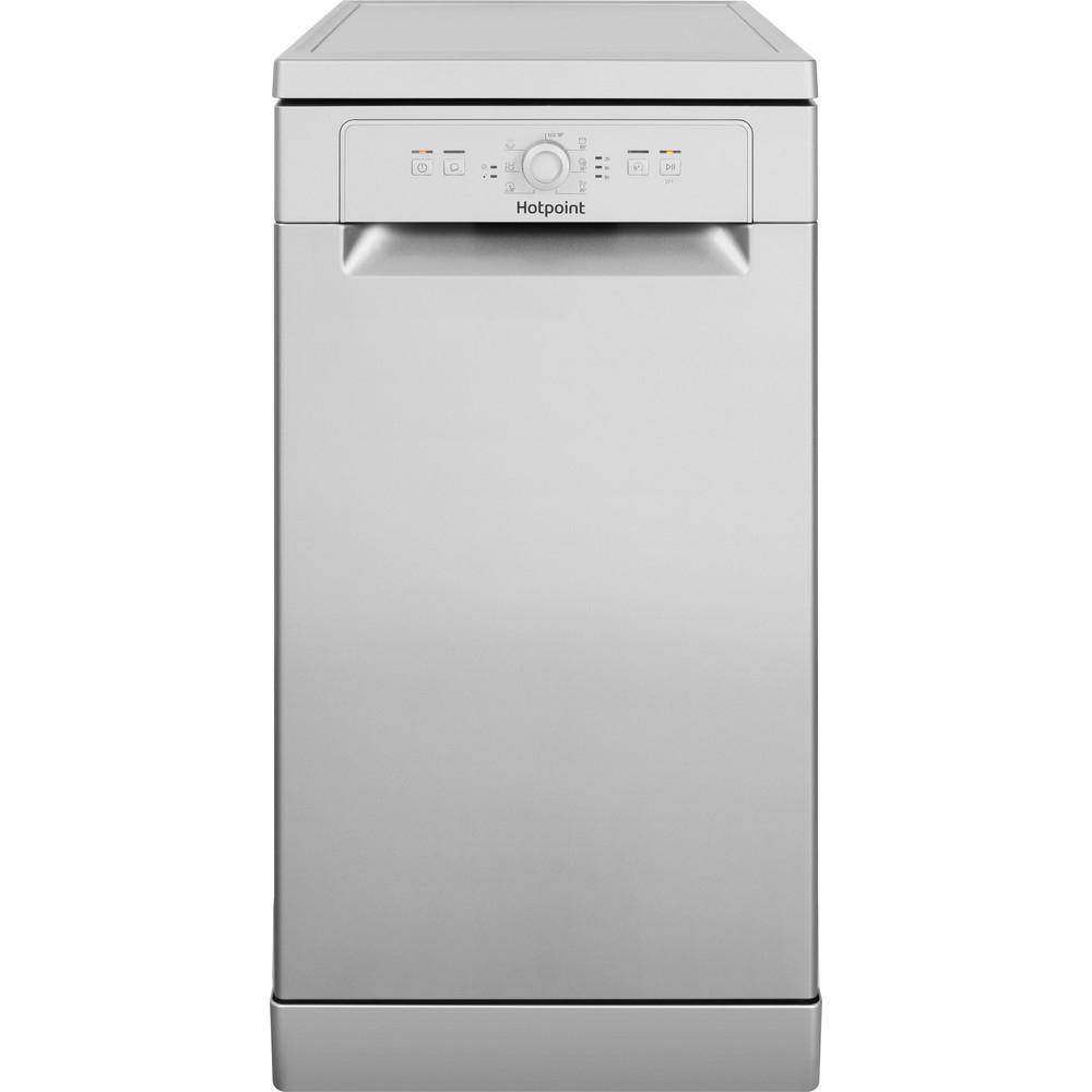Hotpoint Slimline Dishwasher - White