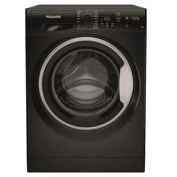 Hotpoint Washing Machine - Black