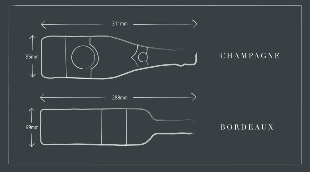 Caple Wine Bottles