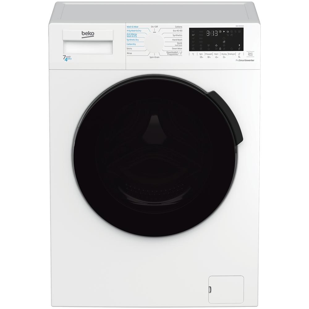 BEKO Washer Dryer - 7kg/4kg - 1200rpm