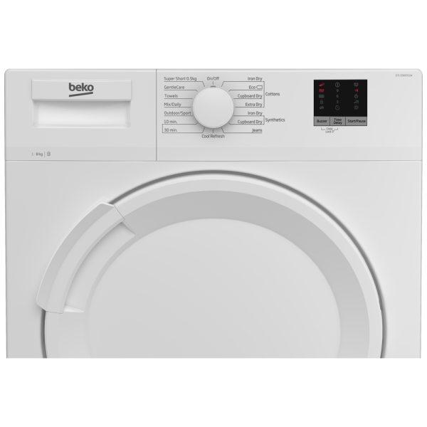 Beko Condenser Dryer - facia panel