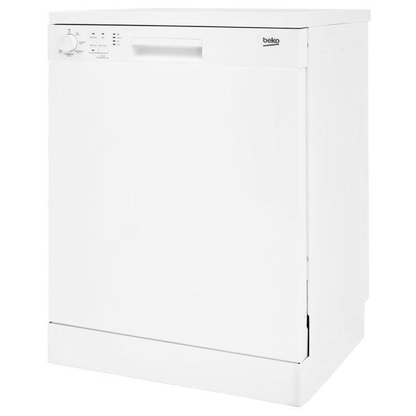 Beko Freestanding Dishwasher - on an angle