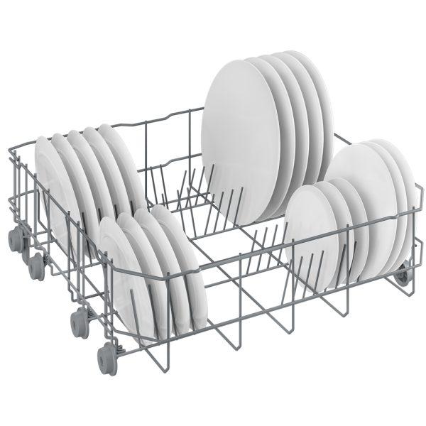 Beko Freestanding Dishwasher - bottom basket