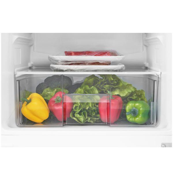 Beko Frost Free Fridge Freezer salad drawer