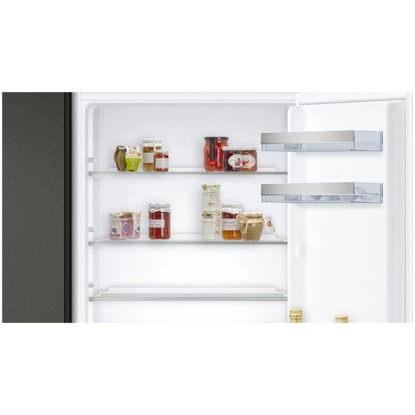 Neff Integrated Fridge Freezer - Fridge Compartment