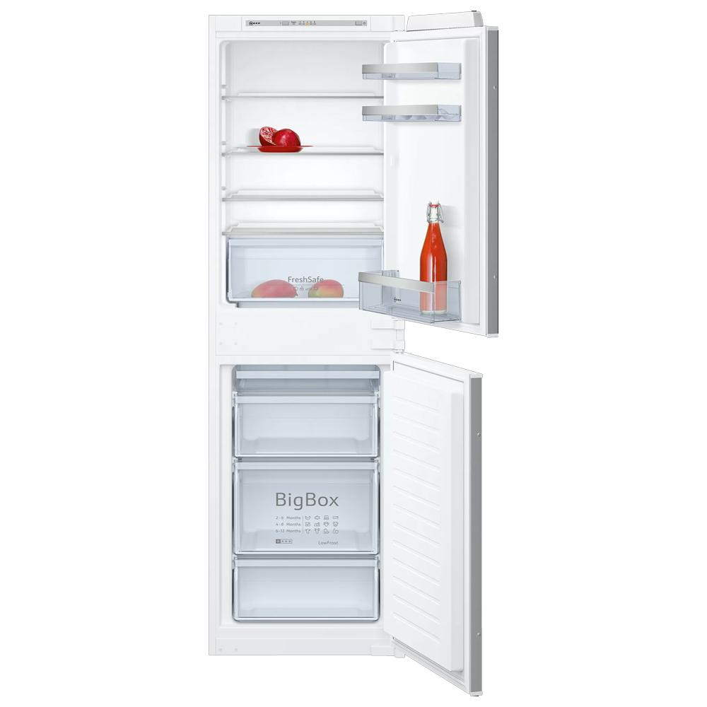 Neff LowFrost Integrated Fridge Freezer 50/50