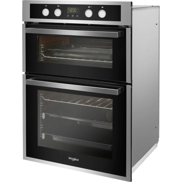 Whirlpool Double Oven on an angle