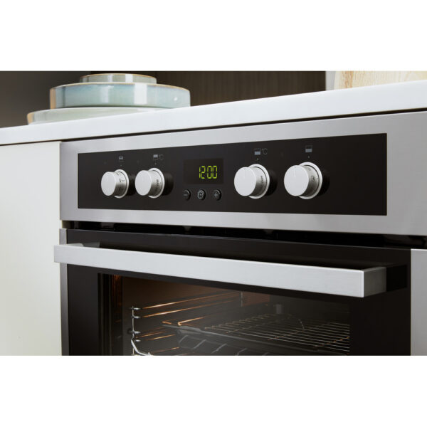 Whirlpool Double Oven - facia with the controls popped ouy