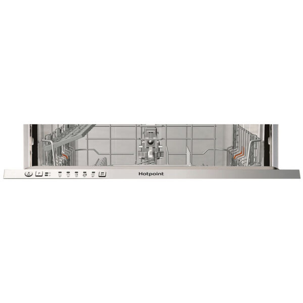 Hotpoint Integrated Dishwasher - control panel