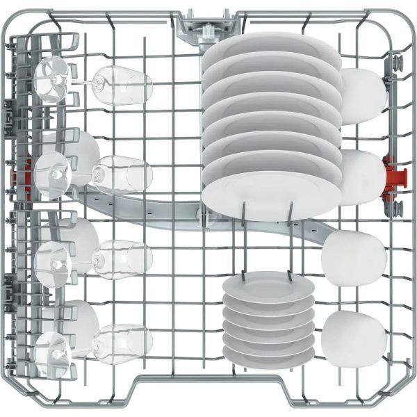 Hotpoint Integrated Dishwasher - upper basket