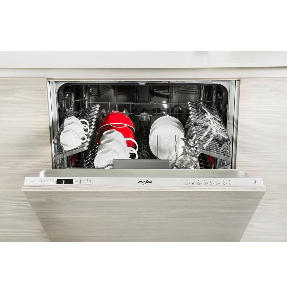 Whirlpool Integrated Dishwasher