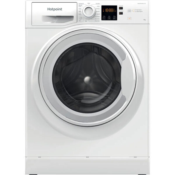 Hotpoint Washing Machine front view