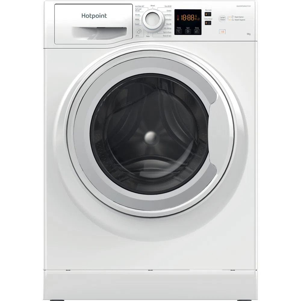 Hotpoint Washing Machine 9kg/1400rpm